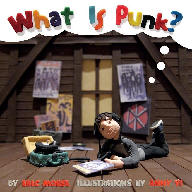 Sunday Story Time with Eric Morse (author of What is Punk?)