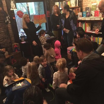 Story time with Fiona Smart
