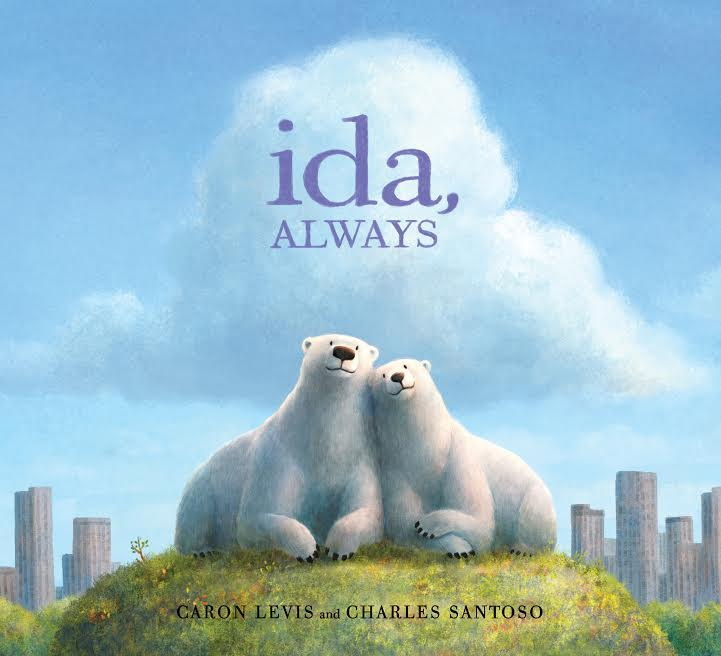 Sunday Story Time with Caron Levis (creator of Ida, Always)