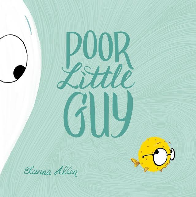 Sunday Story Time with Elanna Allen (creator of Poor Little Guy)