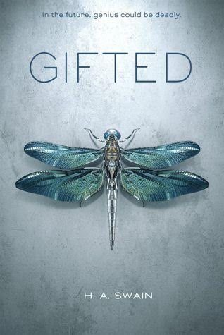 YA Book Launch: Gifted by HA Swain