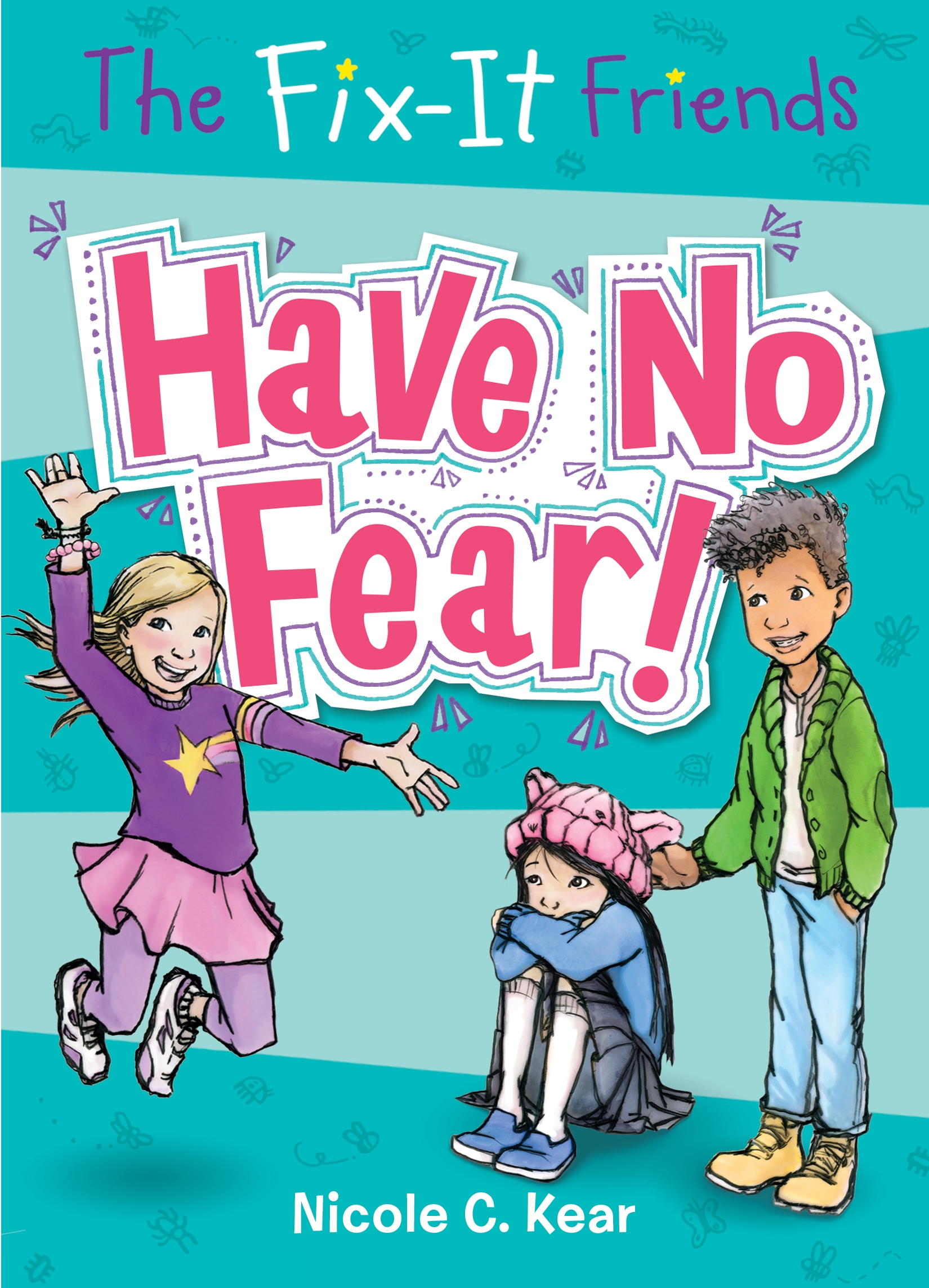 Kids' Book Event: The Fix-It Friends Series by Nicole C. Kear