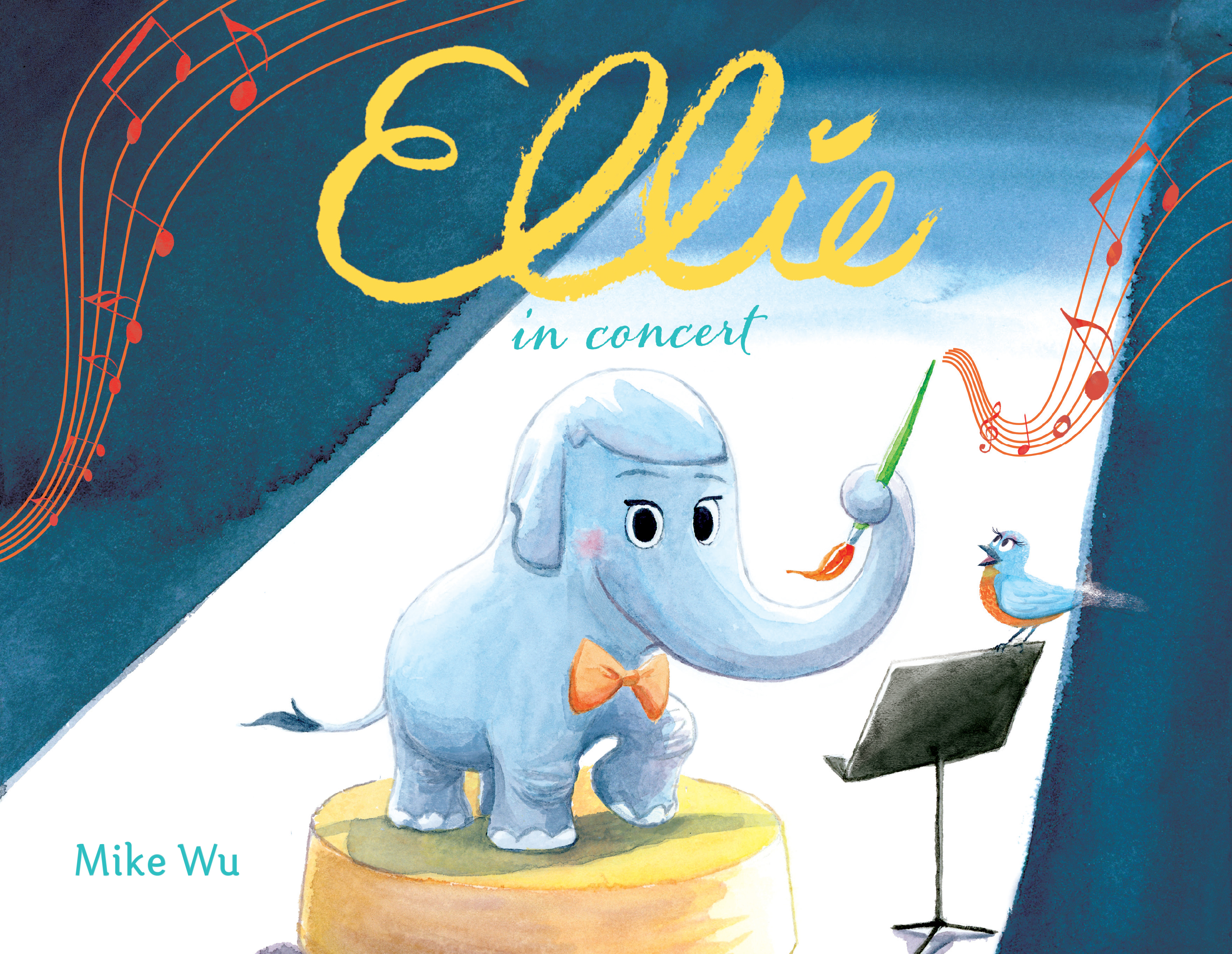 Sunday Story Time with Mike Wu (Author & Illustrator of Ellie)