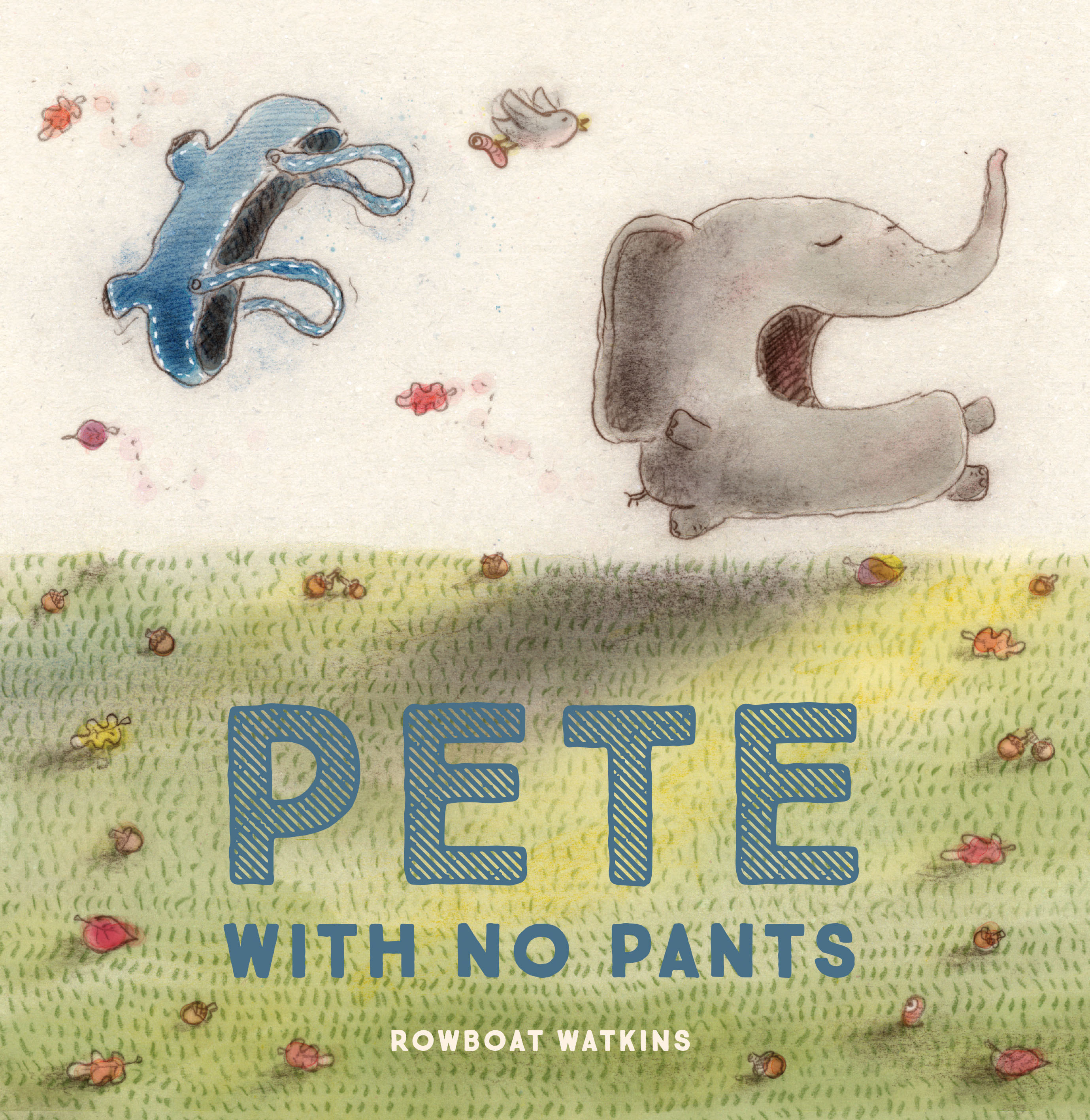 Sunday Story Time with Rowboat Watkins (Author & Illustrator of Pete with No Pants)