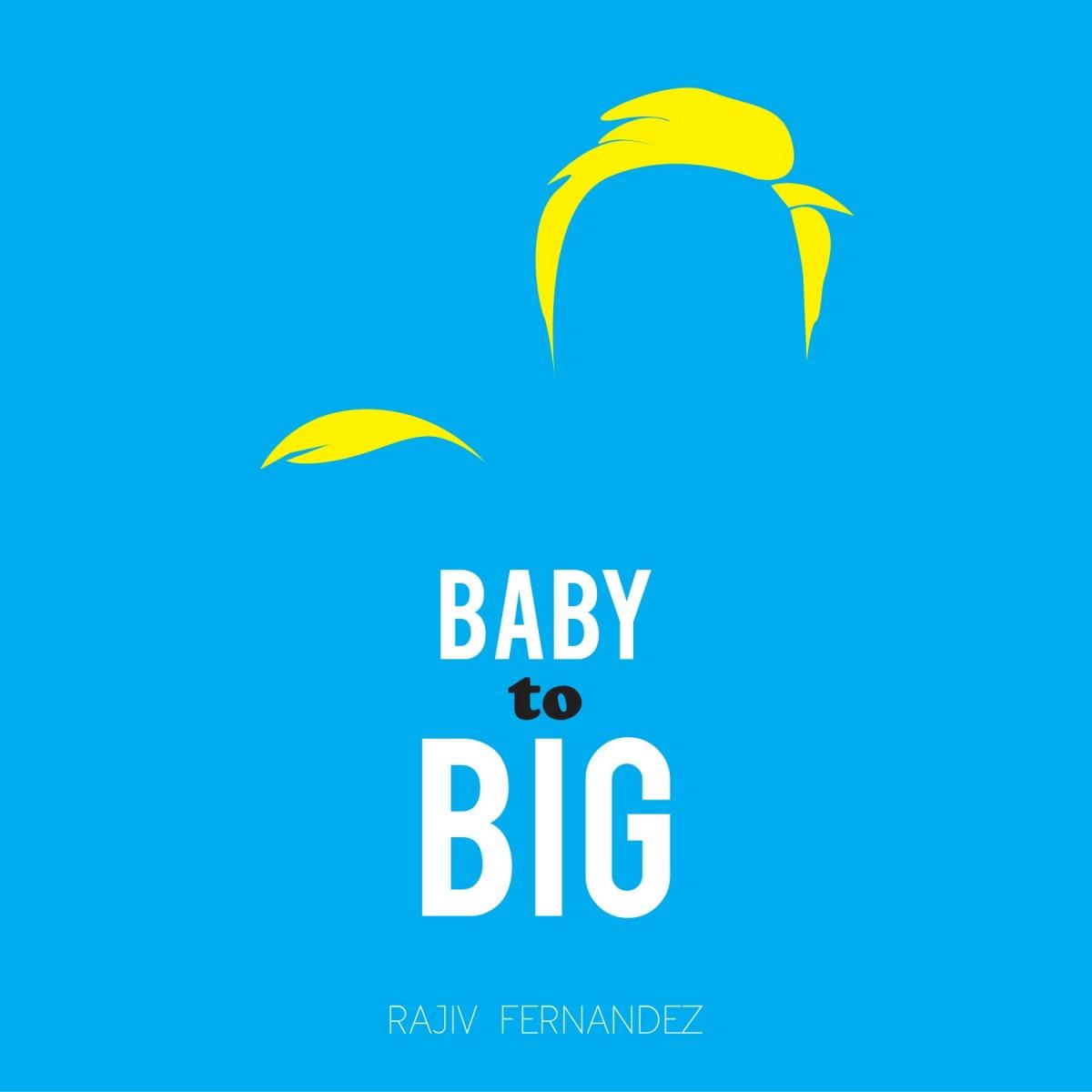 POW! Author Visit: Baby to Big by Rajiv Fernandez