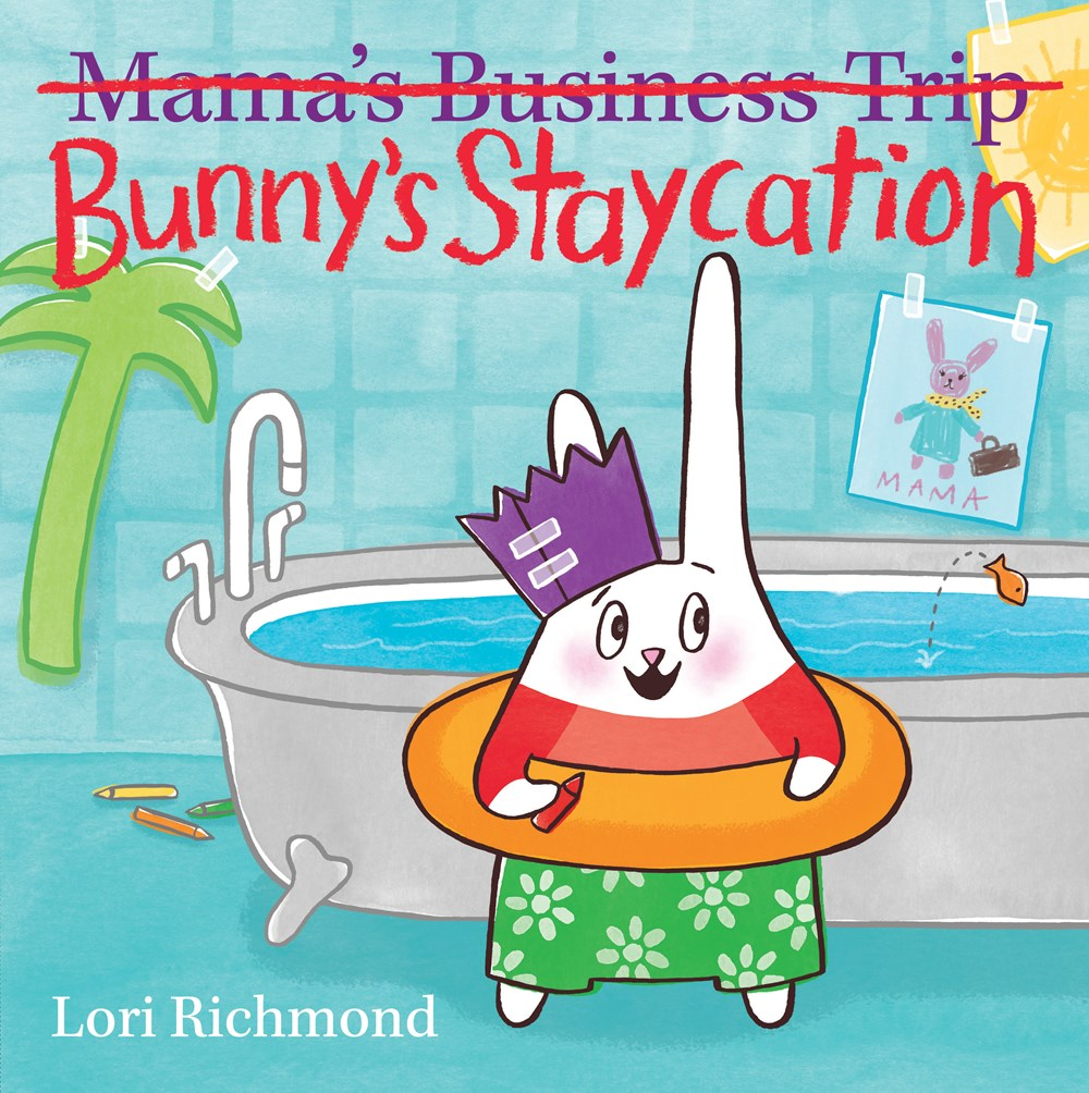 Sunday Story Time with Lori Richmond (Author & Illustrator of Bunny's Staycation)
