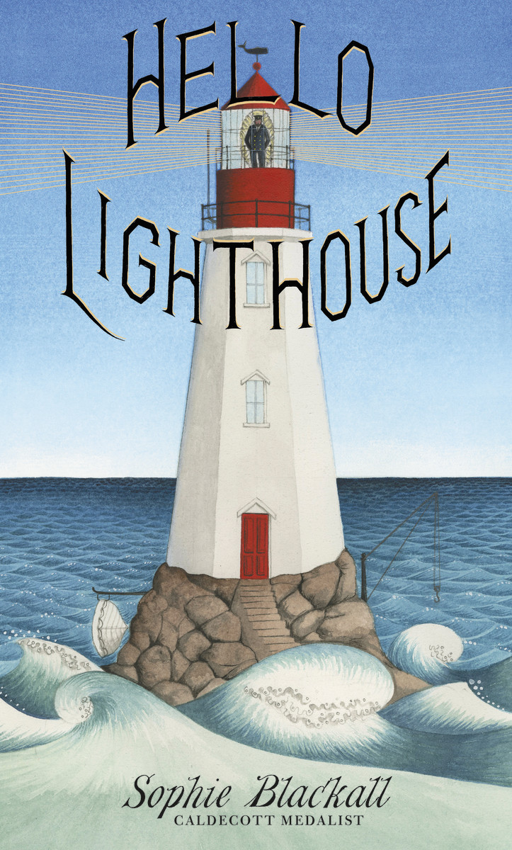 Sunday Story Time with Sophie Blackall (Author & Illustrator of Hello Lighthouse)