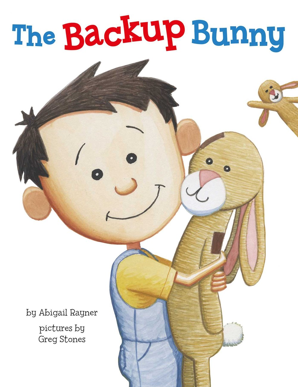 Sunday Story Time with Abigail Rayner (Author of The Backup Bunny)