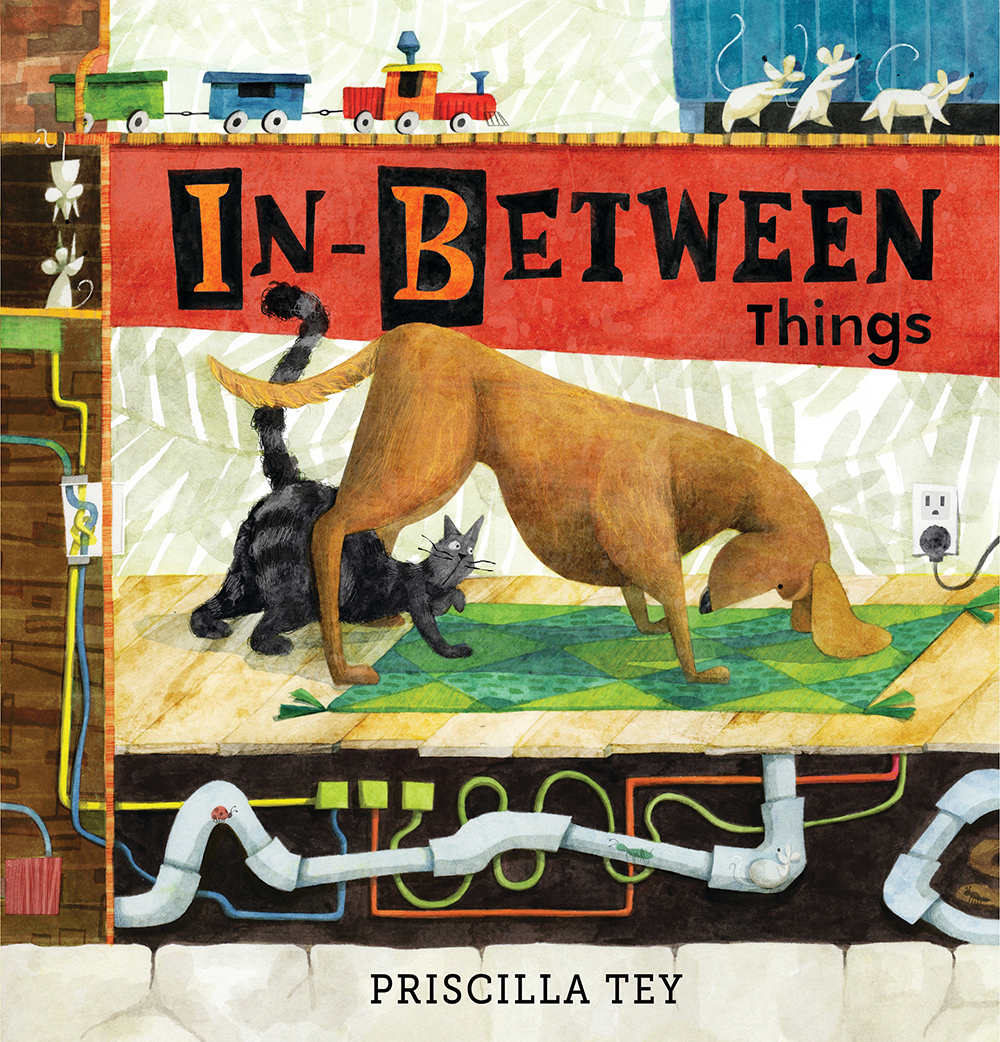 Sunday Story Time with Priscilla Tey (Author of In-Between Things)