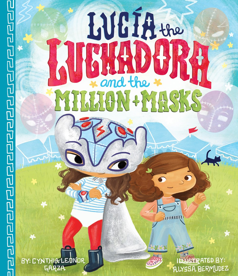POW! Sunday Story Time with Alyssa Bermudez (Illustrator of Lucia the Luchadora and the Million Masks)