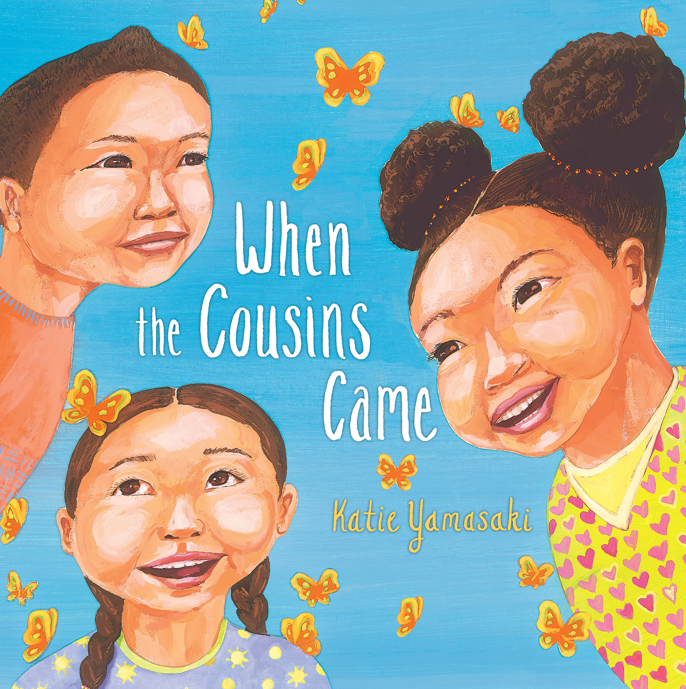 Sunday Story Time with Katie Yamasaki (Author & Illustrator of When the Cousins Came)