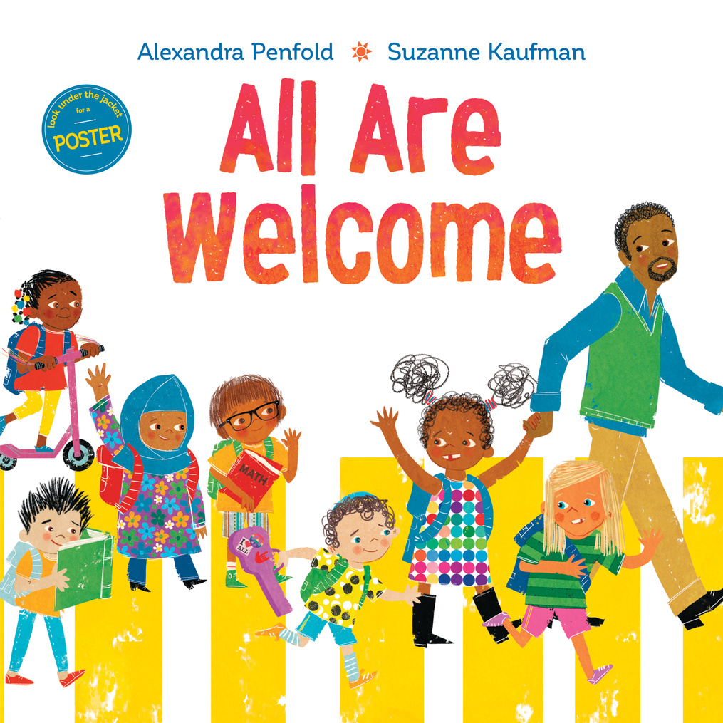 Sunday Story Time with Alexandra Penfold (Author of All Are Welcome)