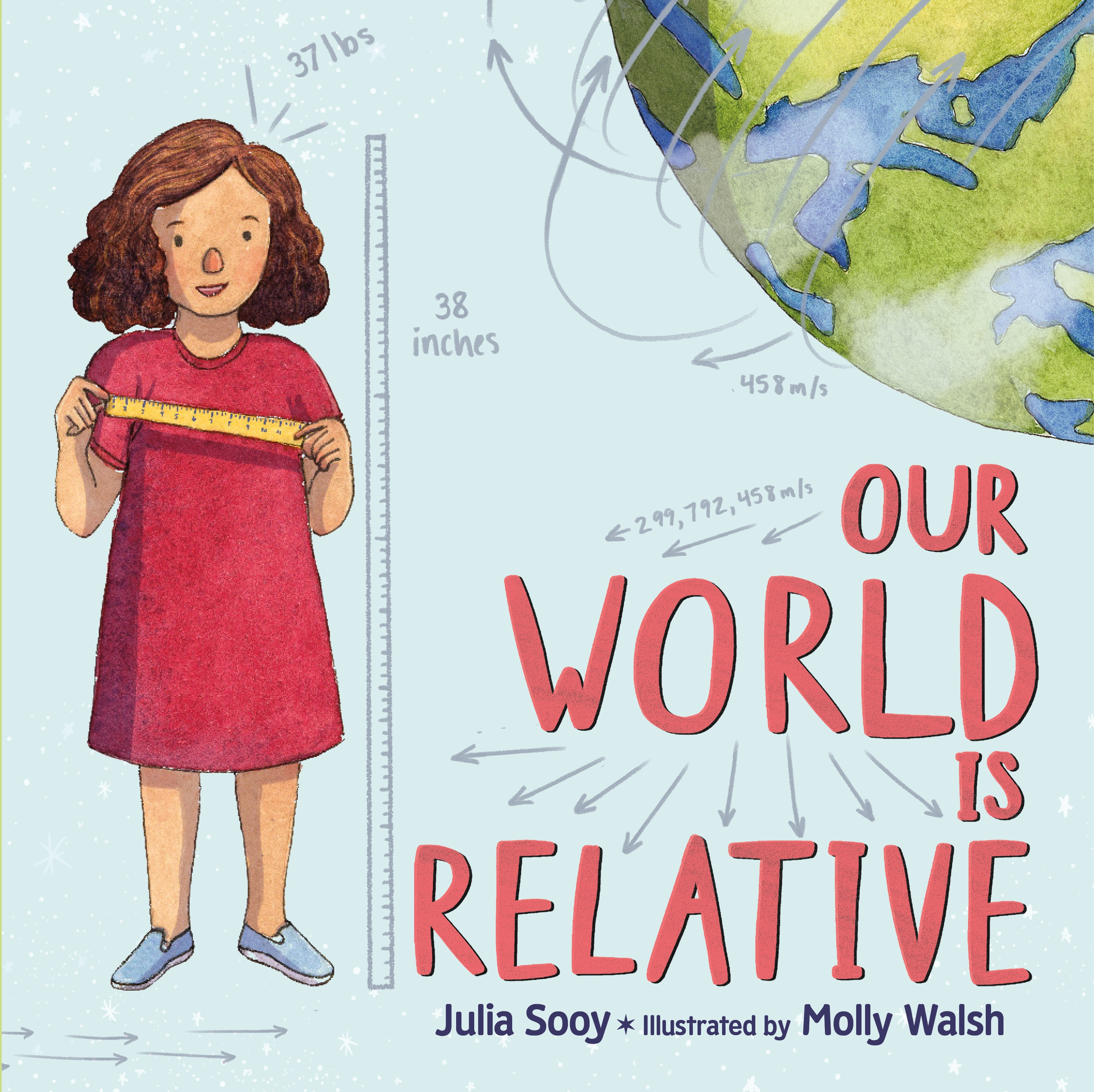 Sunday Story Time: Our World Is Relative by Julia Sooy