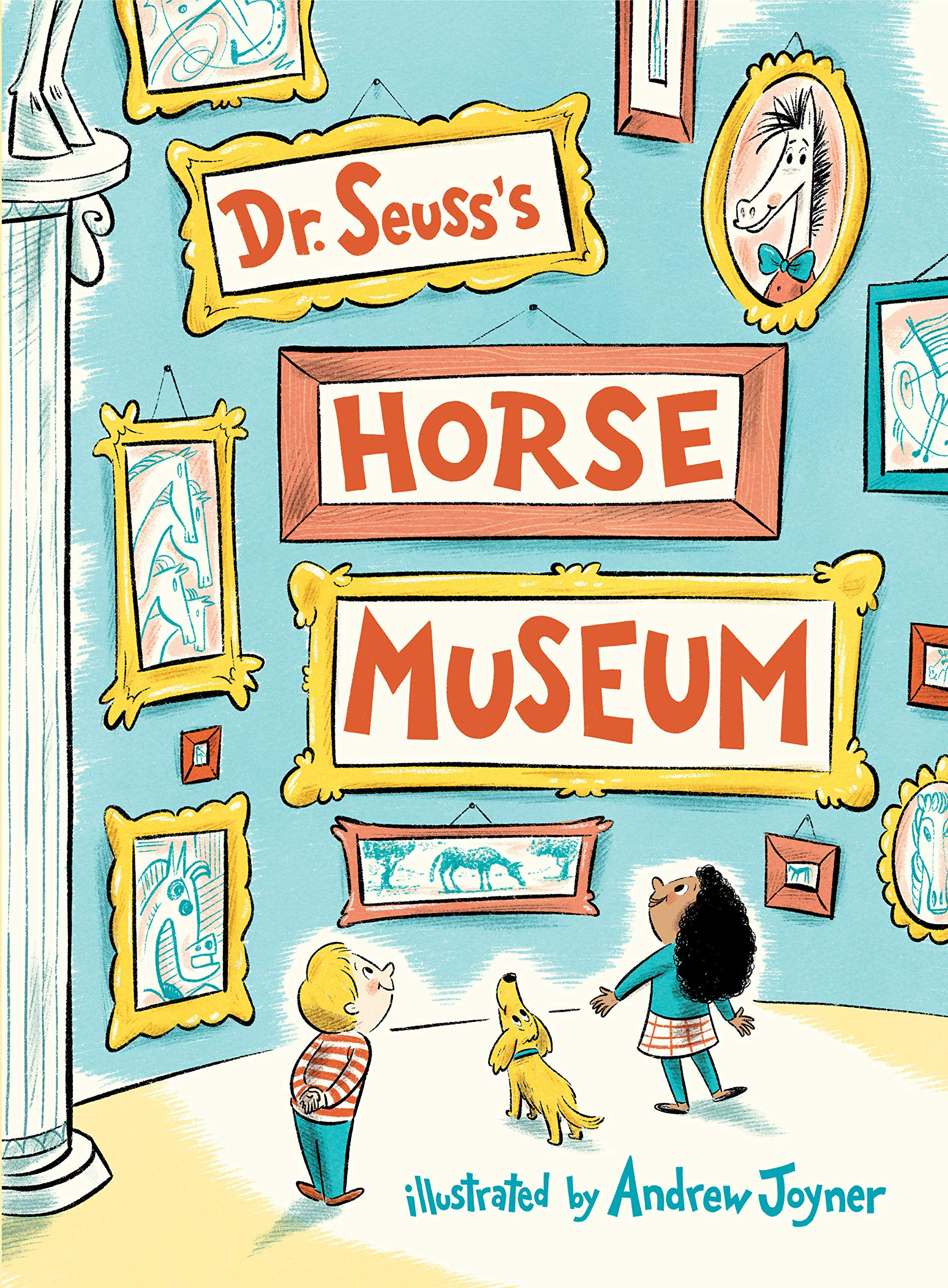 Sunday Story Time: Dr. Seuss's Horse Museum