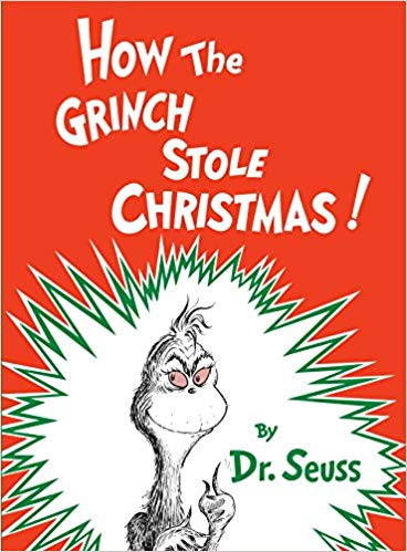 Sunday Story Time: How the Grinch Stole Christmas