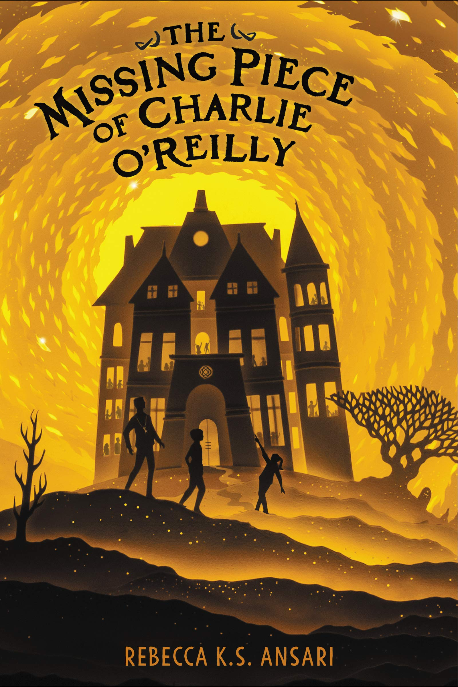 Middle Grade Book Club: The Missing Piece of Charlie O'Reilly