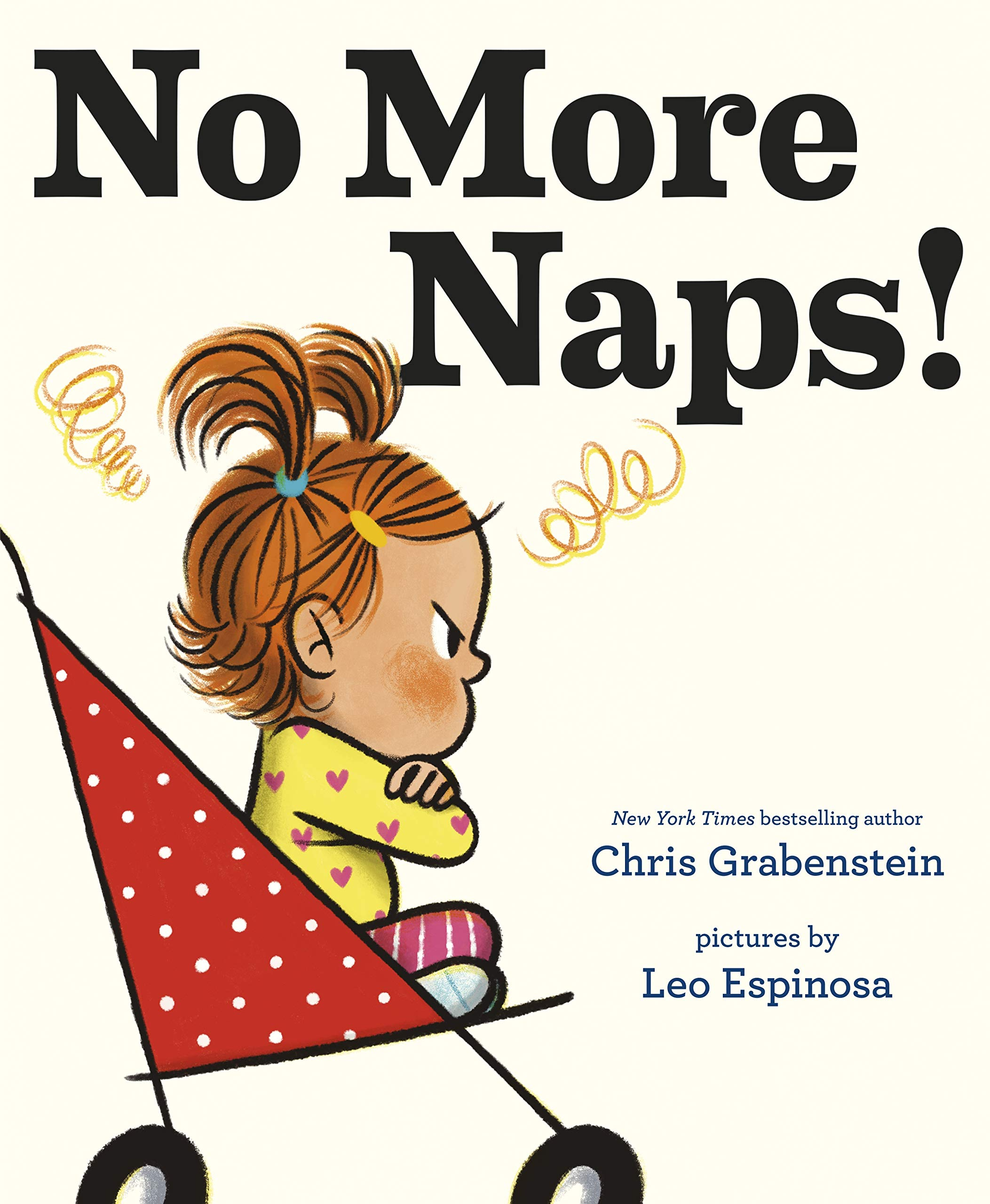 Sunday Story Time: No More Naps! with Chris Grabenstein
