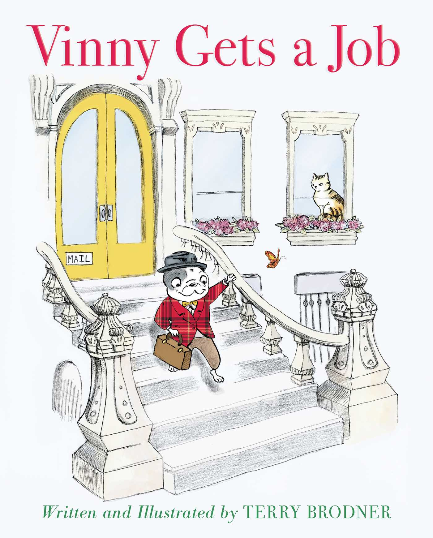 Sunday Story Time: Vinny Gets a Job by Terry Brodner