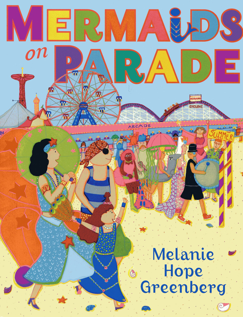 Story Time featuring Melanie Hope Greenberg author of Mermaids on Parade