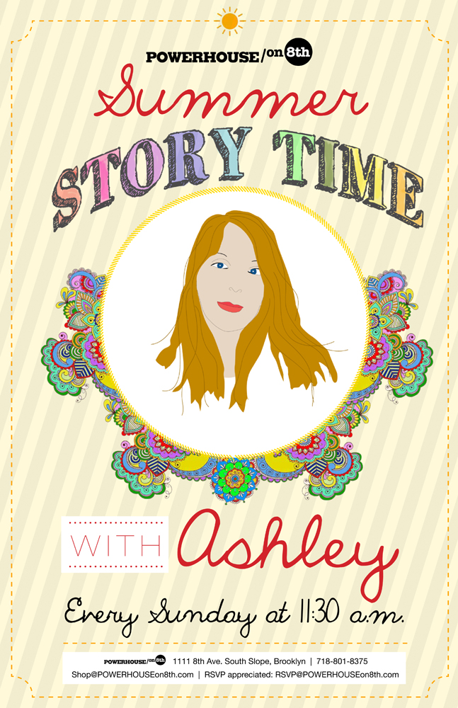 Story Time with Ashley