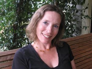 Sue Sanders author photo credit Jeff Kisseloff