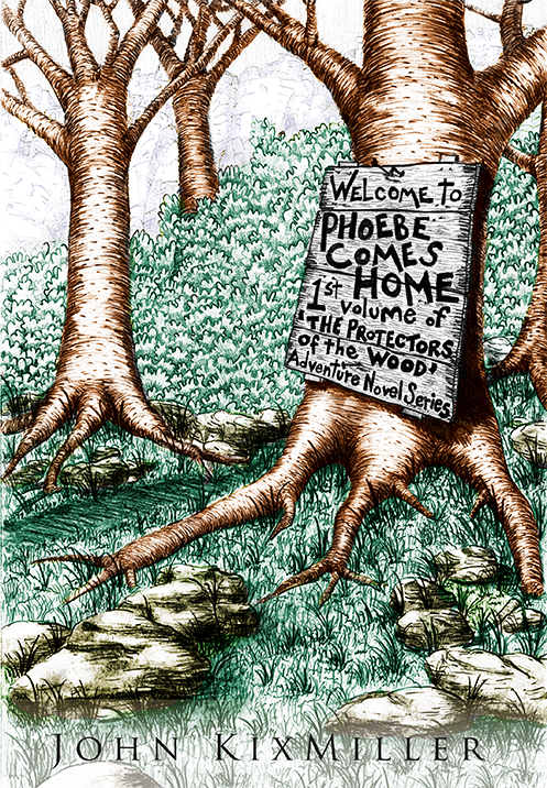 Phoebe Comes Home by John KixMiller