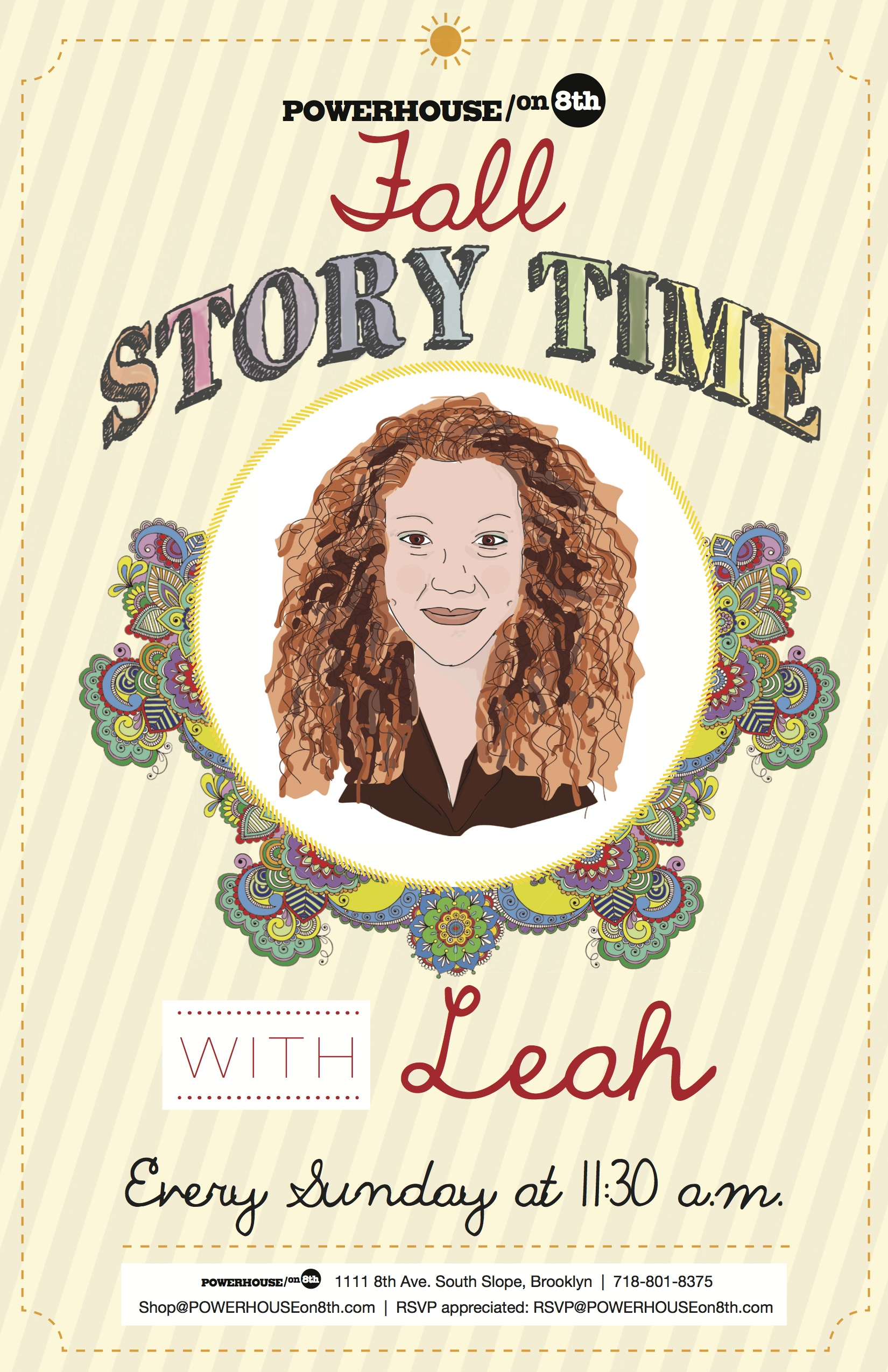 Story Time with Leah