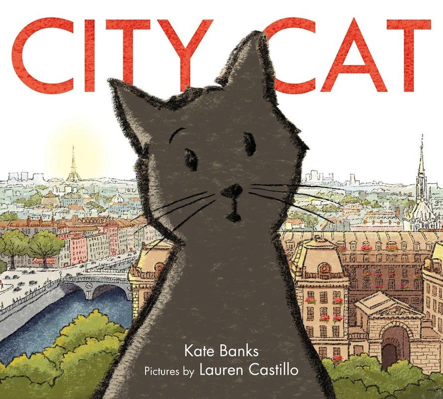 Story Time with Lauren Castillo (illustrator of City Cat)