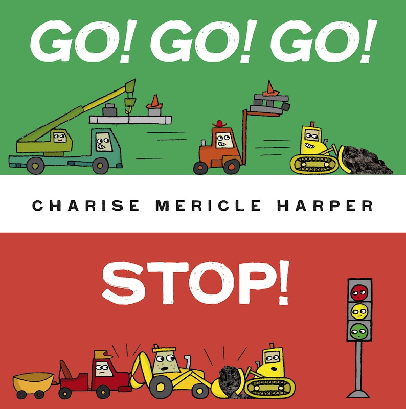 Story Time with Charise Mericle Harper (author/illustrator of GO! GO! GO! STOP!)