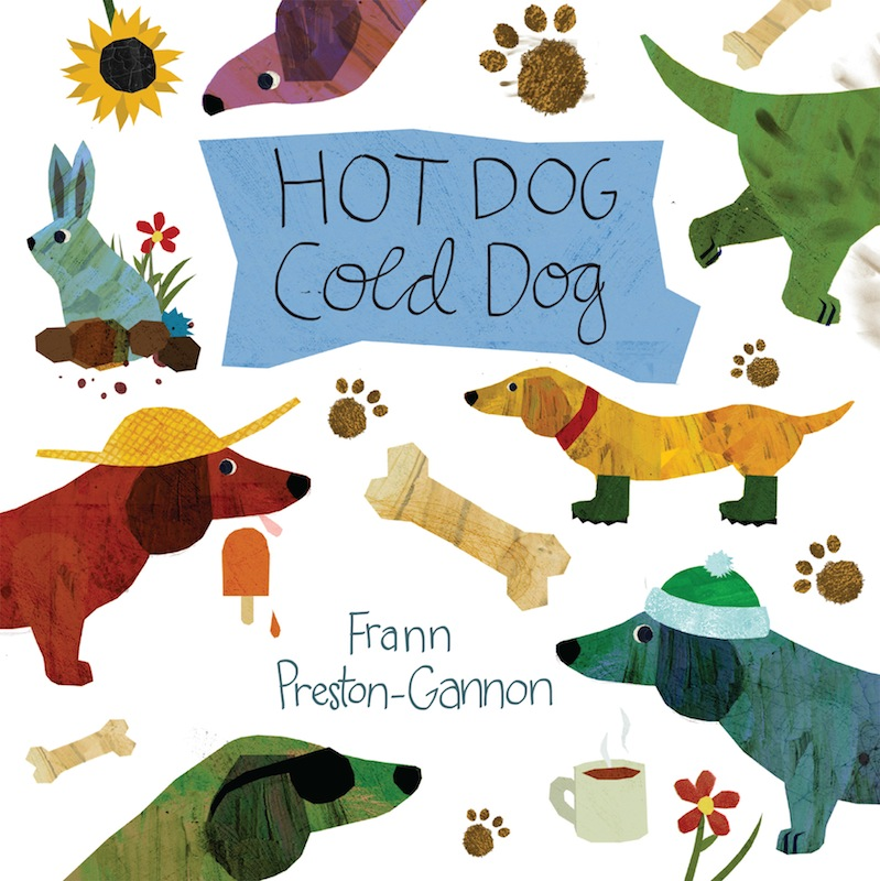 Story Time with Frann Preston-Gannon (author/illustrator of Hot Dog, Cold Dog)