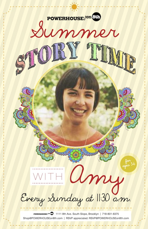 Story Time with Amy