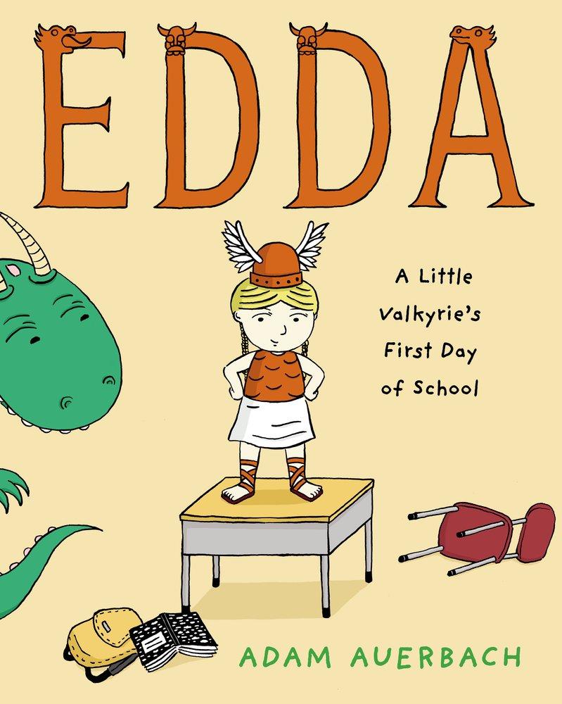 Storytime: Edda by Adam Auerbach