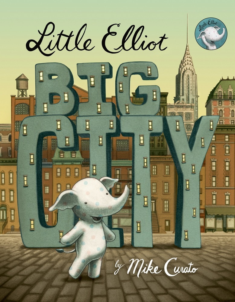 Sunday Story Time: Little Elliot, Big City by Mike Curato