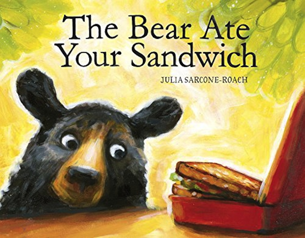 Story Time with Julia Sarcone-Roach (author/illustrator of The Bear Ate Your Sandwich)