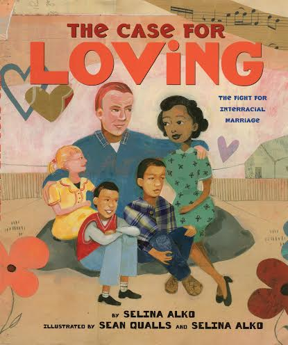 Brooklyn Book Launch: The Case for Loving: The Fight for Interracial Marriage by Selina Alko and Sean Qualls at Greenwood Park