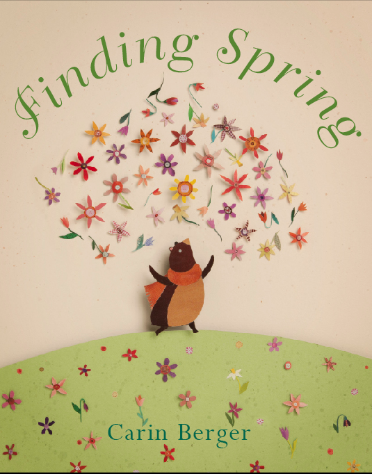 Sunday Story Time with Carin Berger (author of Finding Spring)