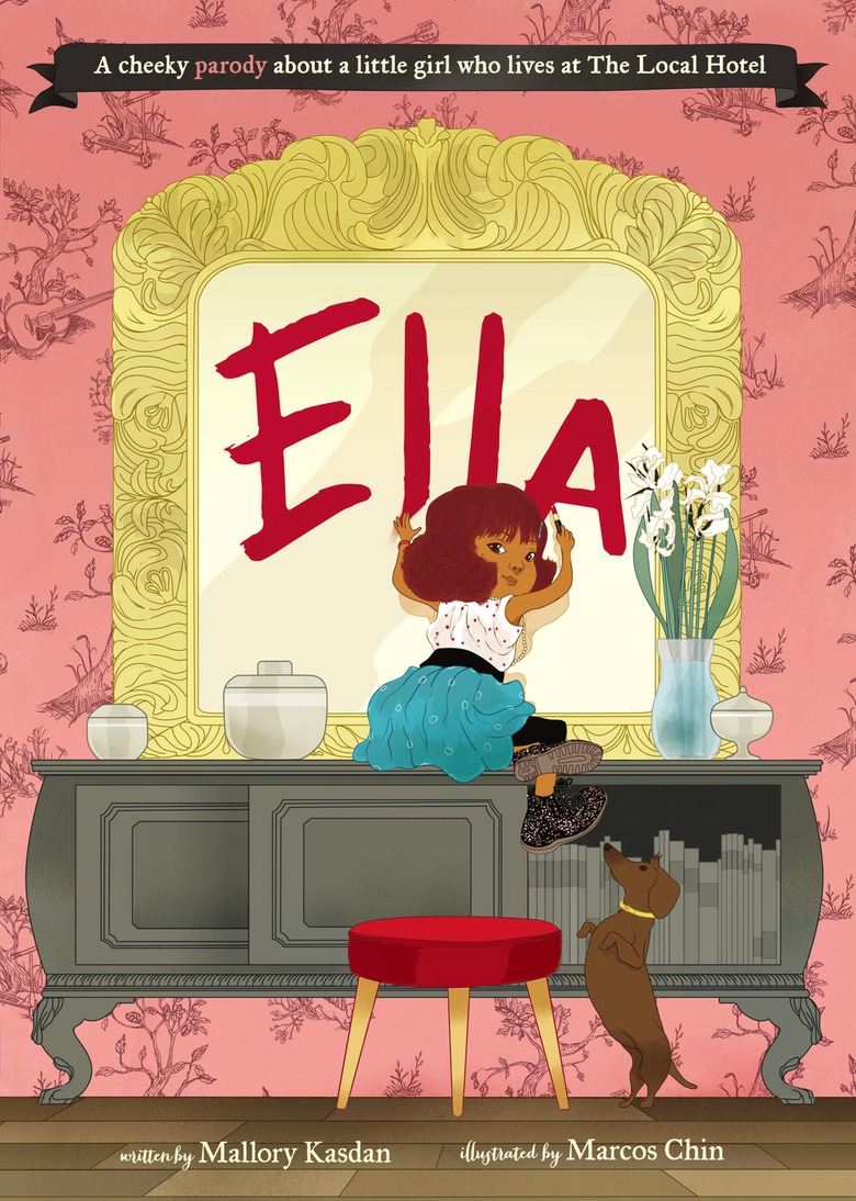 Sunday Story Time with Mallory Kasdan (author of Ella) and Marcos Chin (illustrator of Ella)