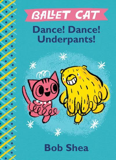 Sunday Story Time with Bob Shea (author of Dance! Dance! Underpants!)
