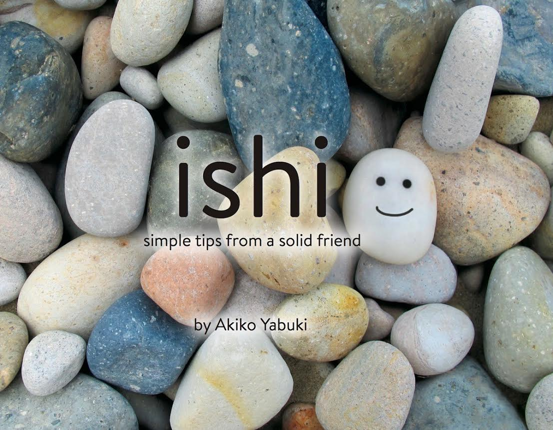 Sunday Story Time with Akiko Yabuk (author of Ishi: Simple Tips from a Solid Friend)