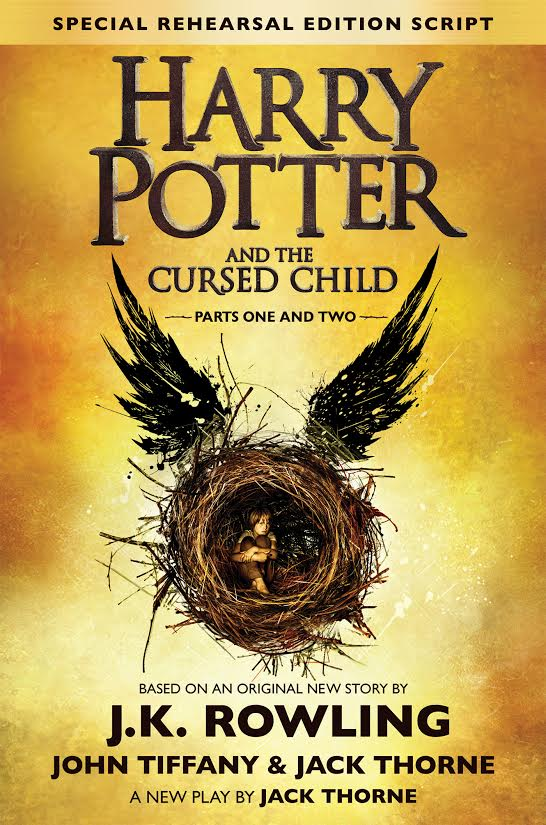 Book Launch Party for Harry Potter and the Cursed Child Part One and Two a play by Jack Thorne