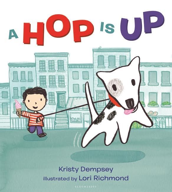 Sunday Story Time with Lori Richmond (Illustrator of A Hop is Up)