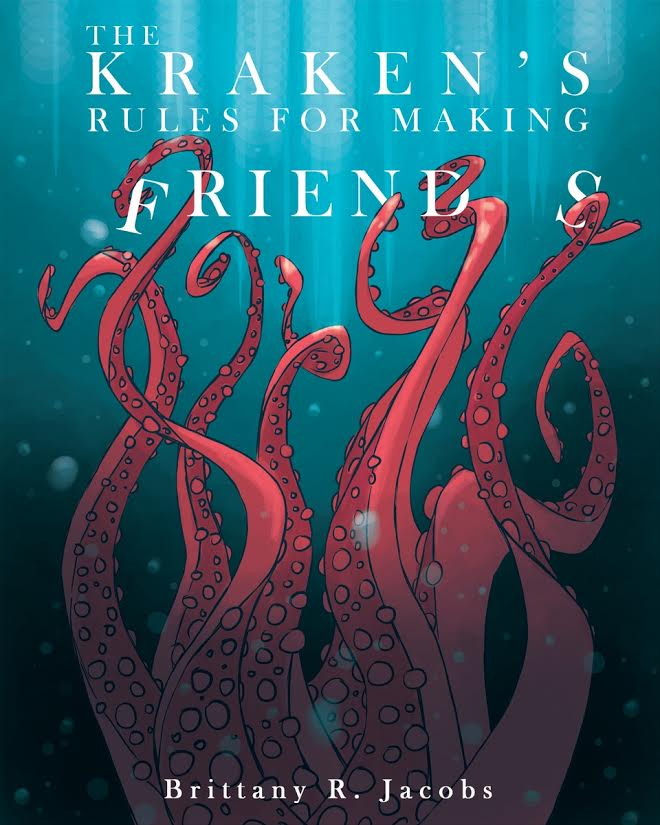 Sunday Story Time with Brittany R. Jacobs (creator of The Kraken's Rules for Making Friends)