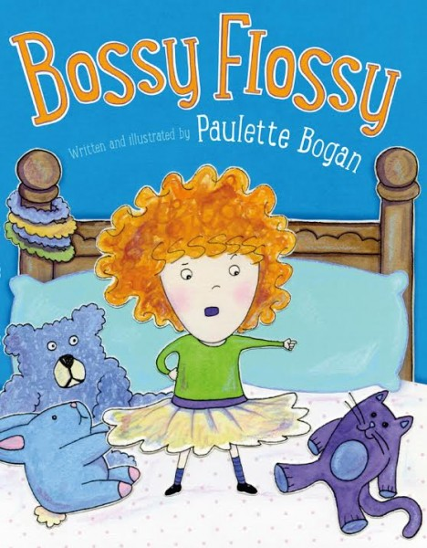 Sunday Story Time with Paulette Bogan (Author and Illustrator of Bossy Flossy)