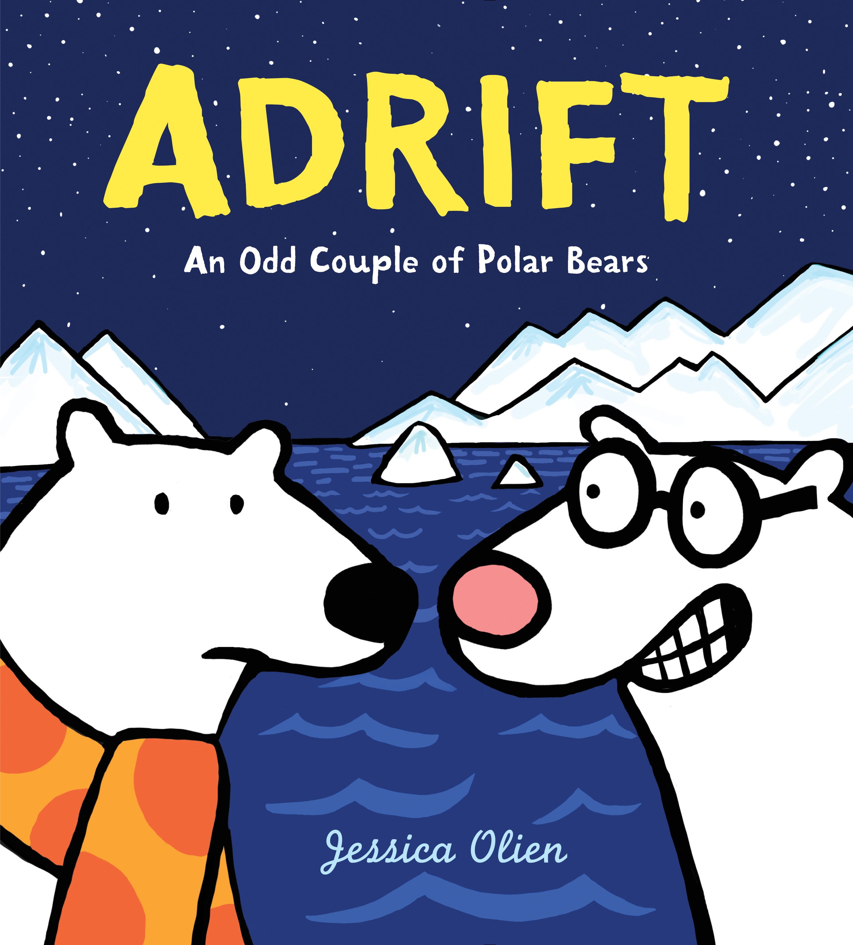 Sunday Story Time with Jessica Olien (author of Adrift)