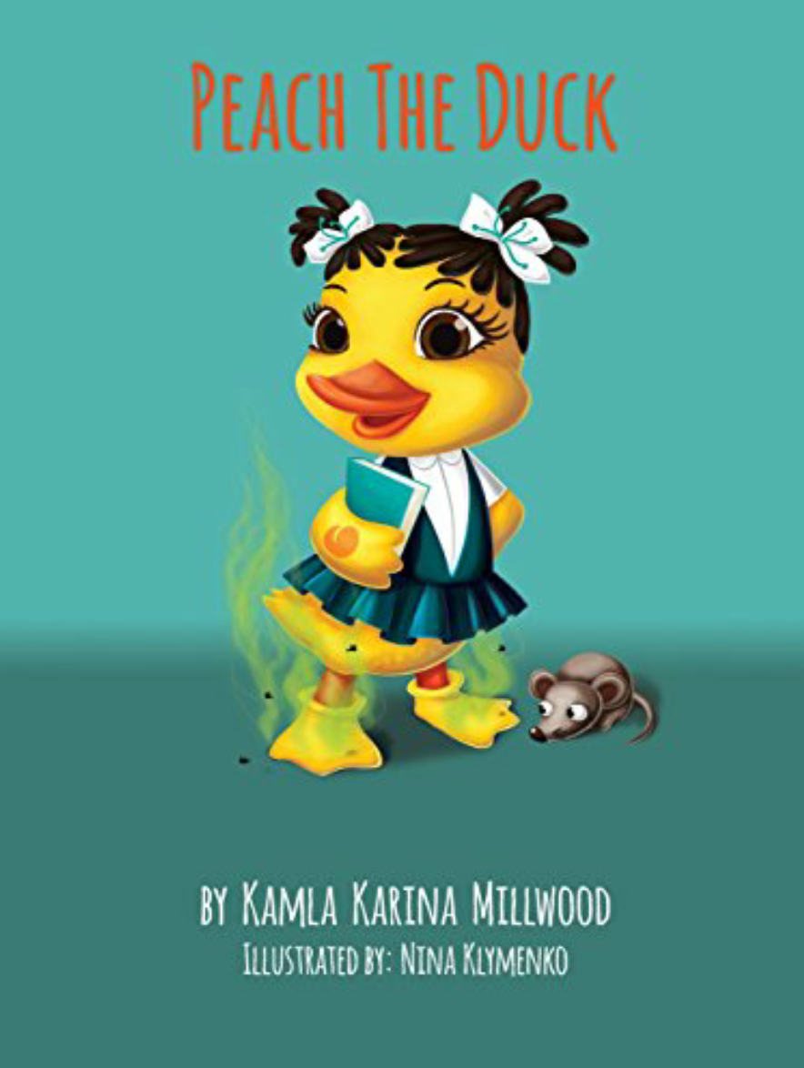 Sunday Story Time with Kamla Millwood (Author of Peach the Duck)