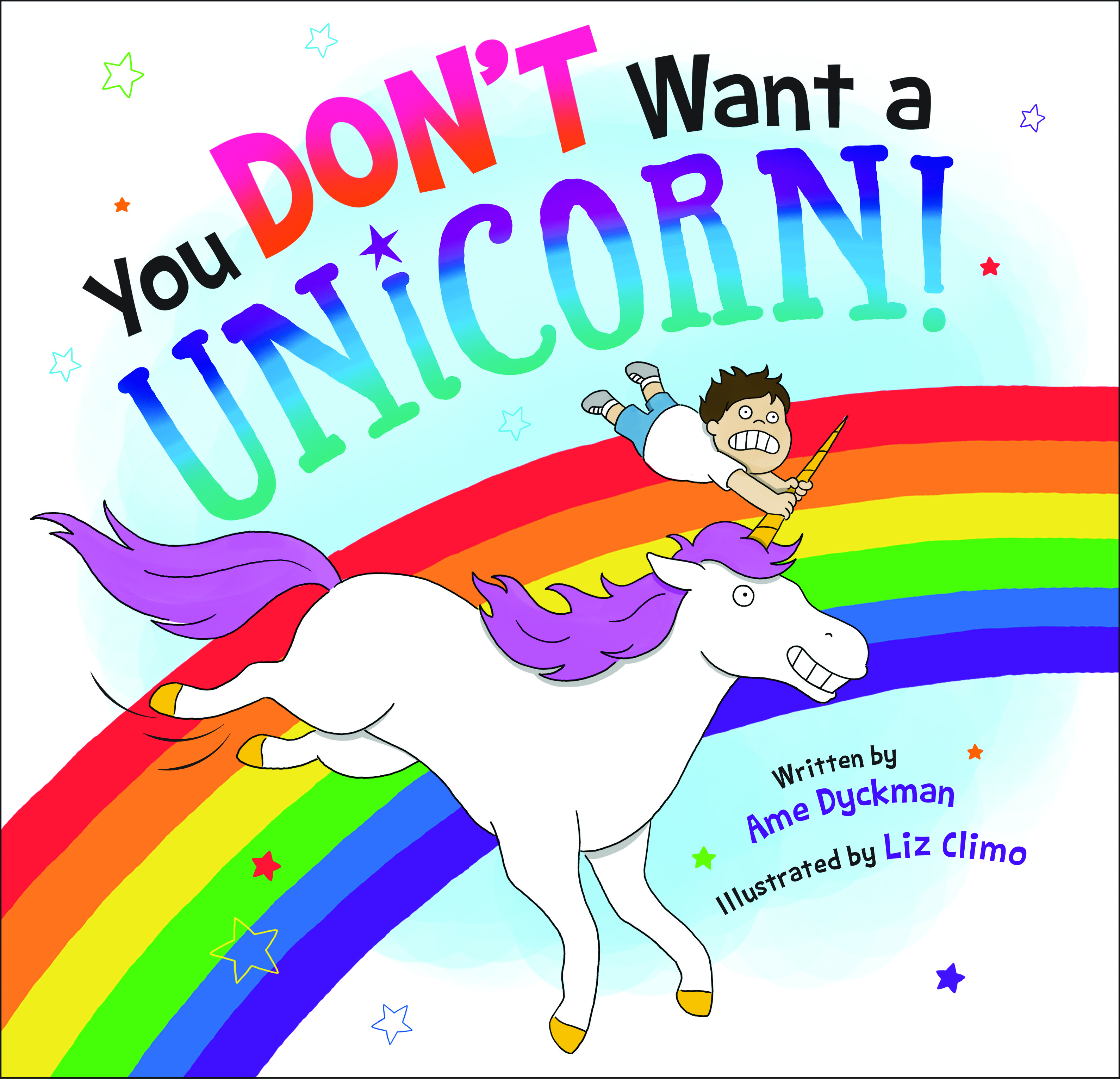 Sunday Story Time with Ame Dyckman (Author of You Don't Want a Unicorn!)
