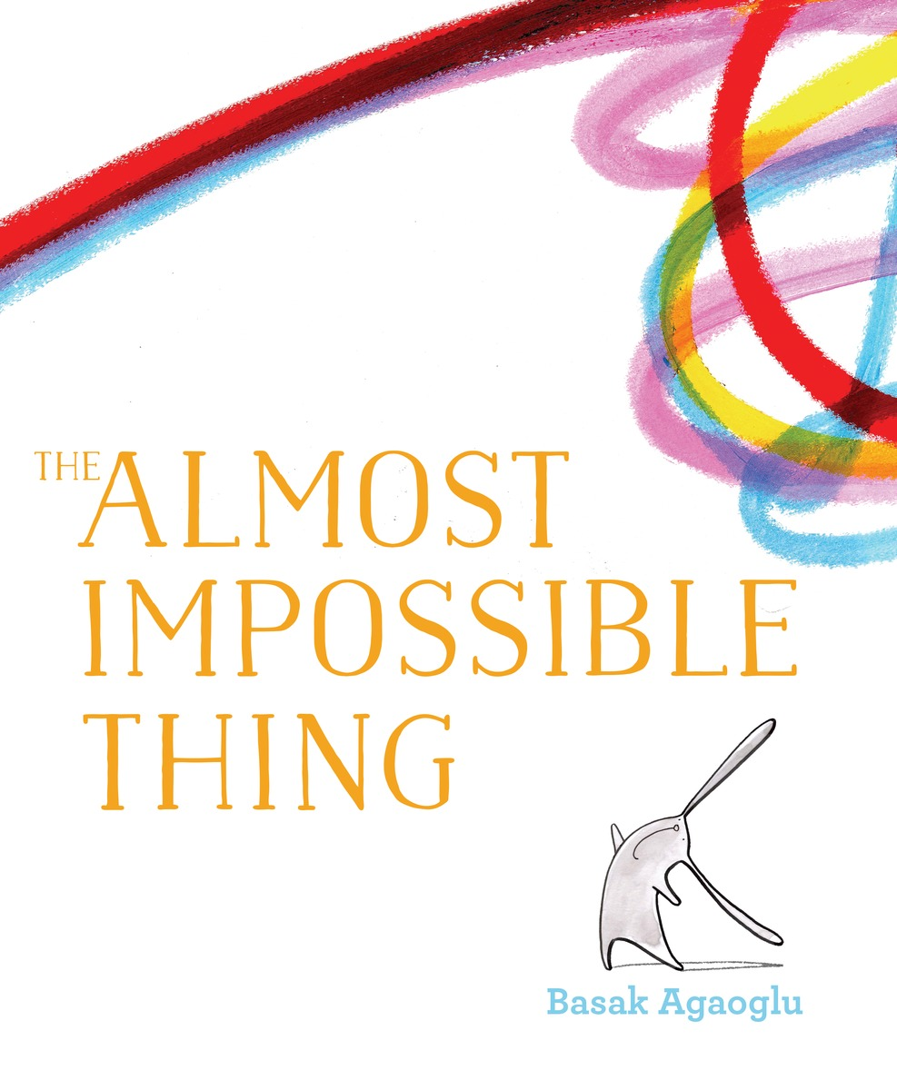 Sunday Story Time with Basak Agaoglu (Author & Illustrator of The Almost Impossible Thing) — Ages 6-9