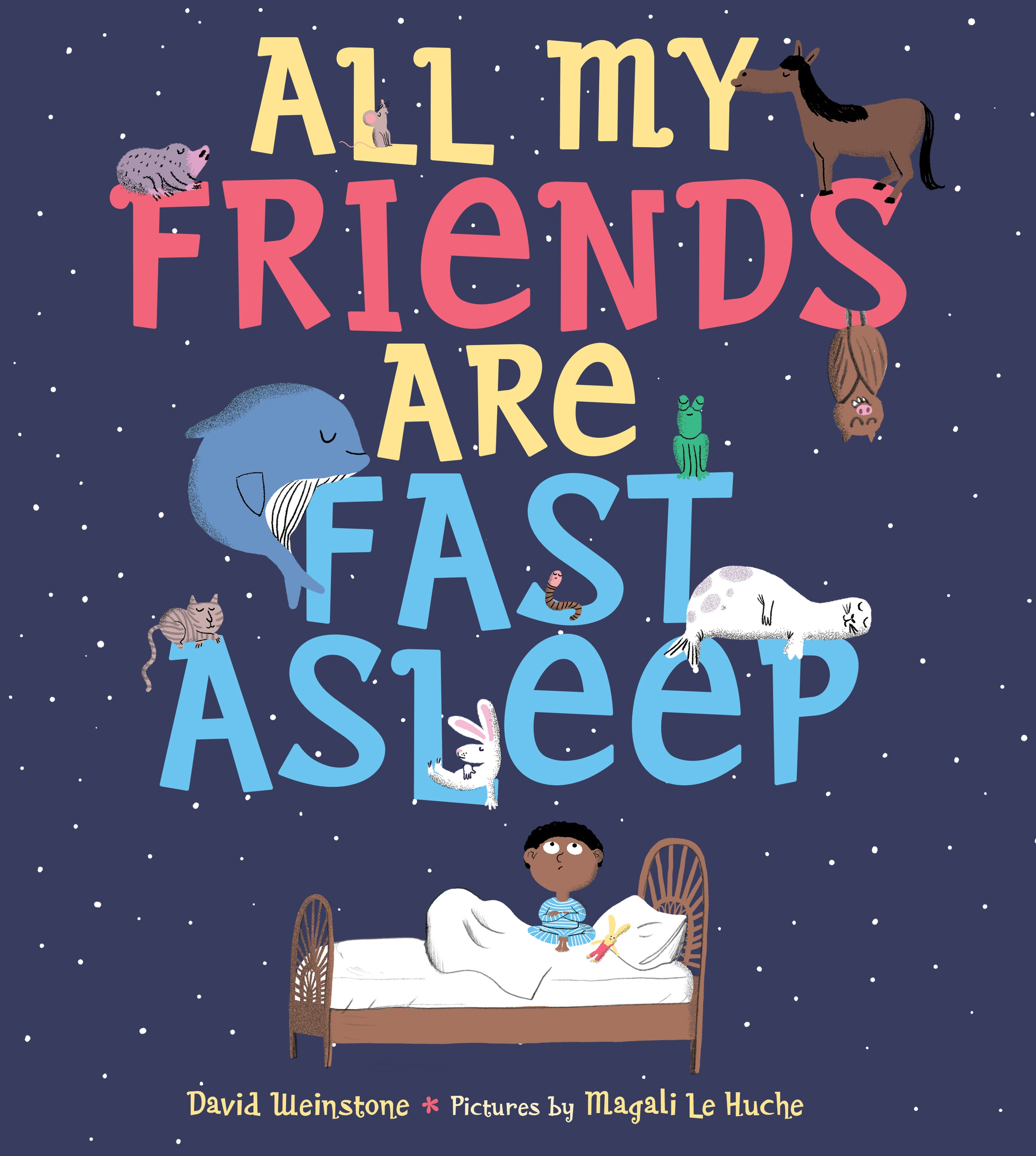 Sunday Story Time with David Weinstone (Author of All My Friends Are Fast Asleep)