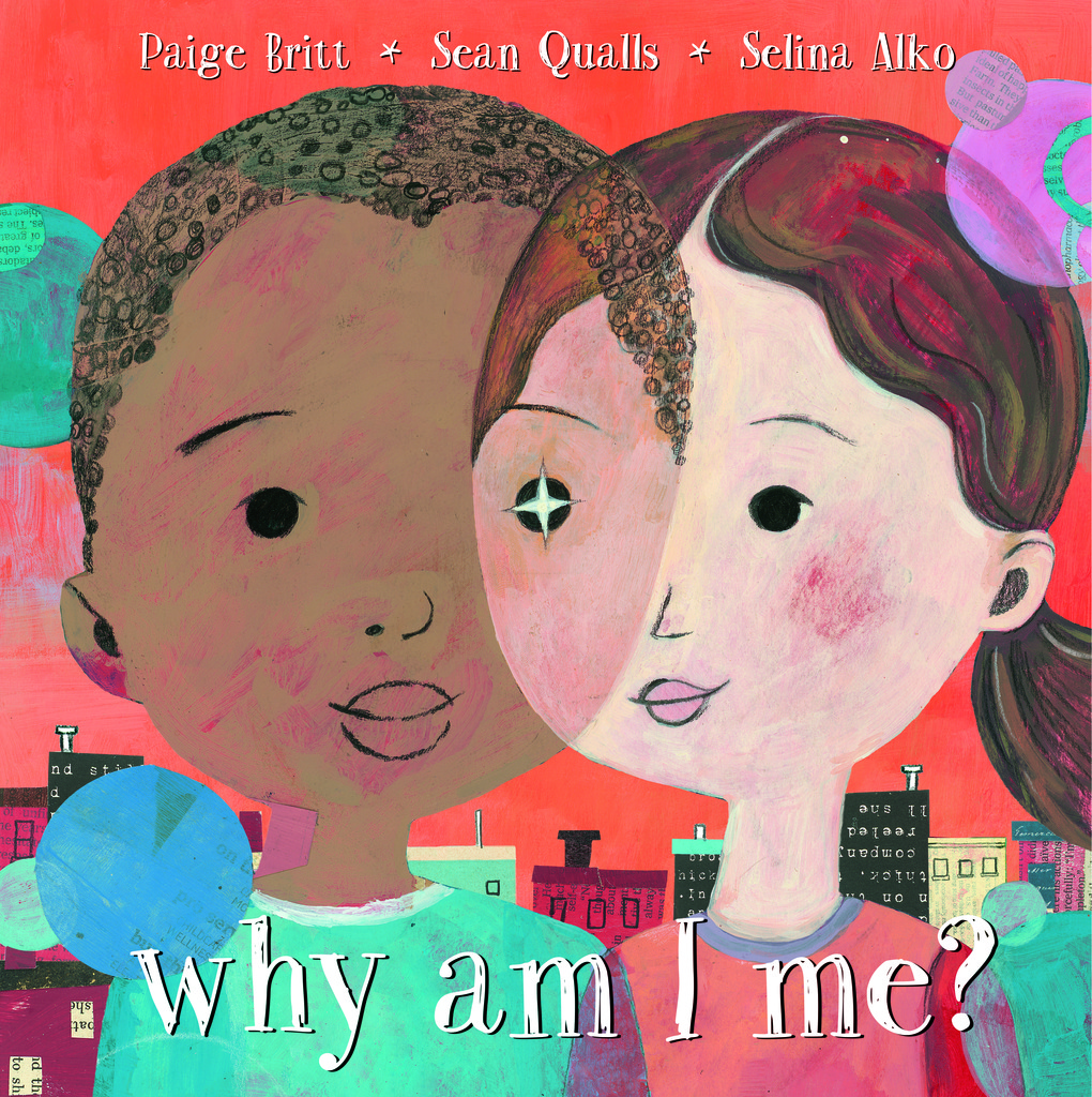 Sunday Story Time with Selina Alko & Sean Qualls (Illustrators of Why Am I Me?)