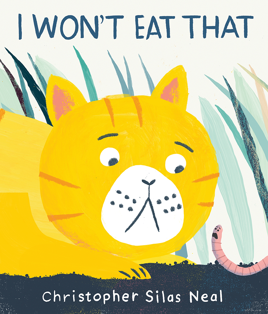 Sunday Story Time with Christopher Silas Neal (Author & Illustrator of I Won't Eat That)